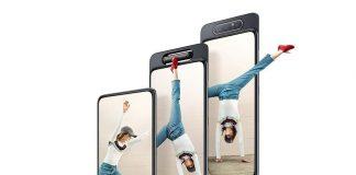 Samsung Galaxy A80 Güncellendi. İşte Detaylar!