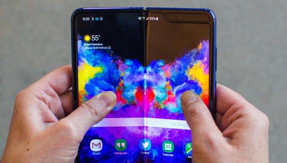 Galaxy Fold Ekran Değişimi