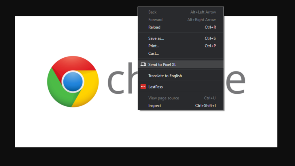 Google Chrome 77