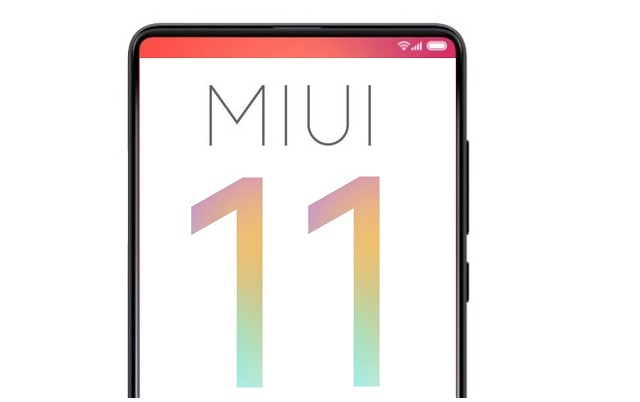 MIUI 11 Güncellemesi