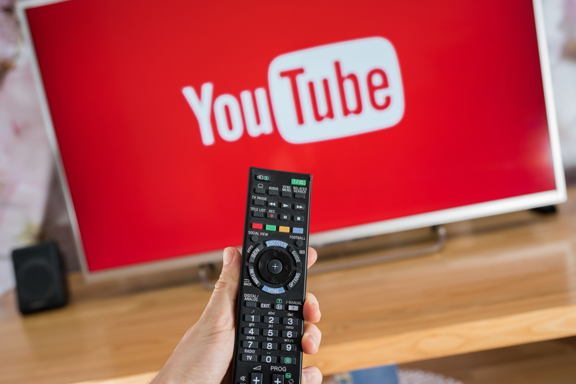 YouTube Akıllı TV