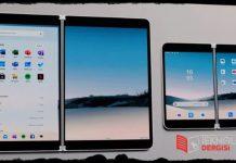 Çift Ekranlı Surface Duo Android İle Geliyor 2019
