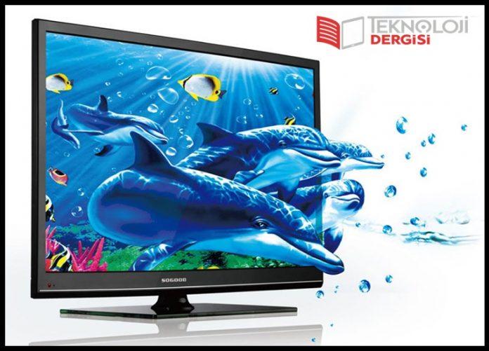 3D görüntülü televizyon modelleri 2019