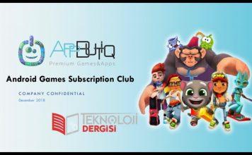 AppButiq oyun uygulaması