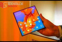 Huawei Mate X satışa çıkıyor 2019