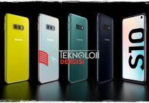 Samsung Galaxy S10 Plus Özellikleri 2019