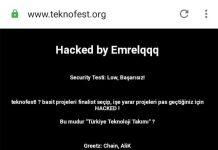 TEKNOFEST hacklendi 2019