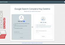 DNS ile Google Search Console ve Site Bağlantısı 2020